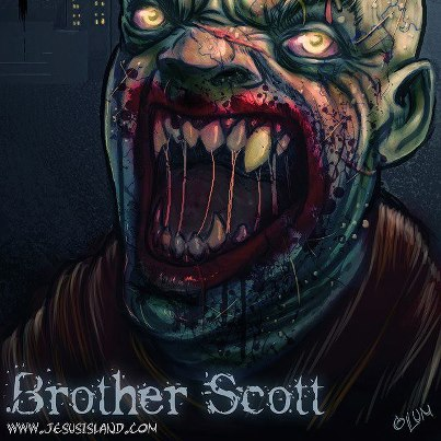 brother Scott