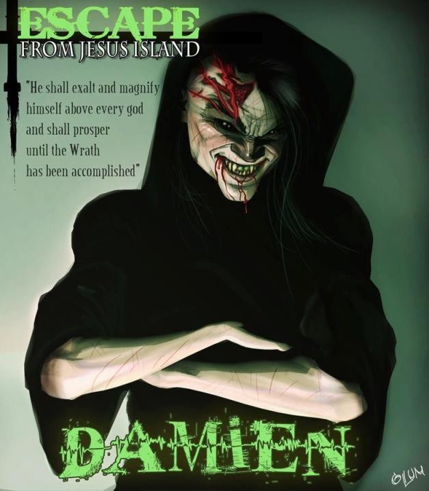 Damien Snippet 2
