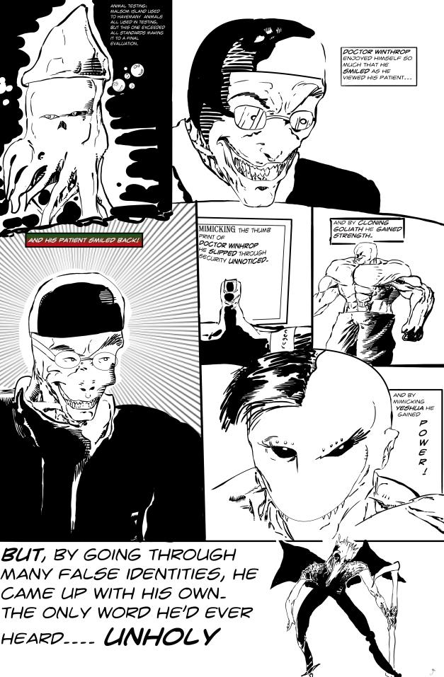 unholy, efji mutant no.3