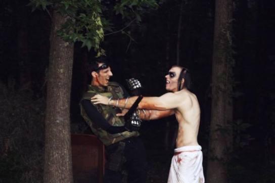 Yeshua cosplay